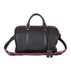 Louis Vuitton Bag Sofia Coppola Bi-Color Cobalt w/ Fuchsia