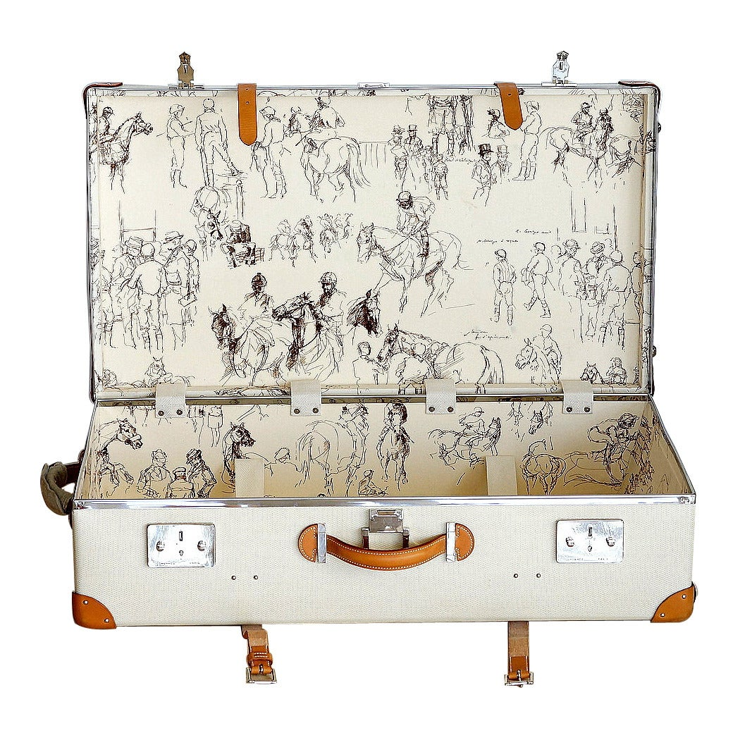 4b40a123b64 Hermes Suitcase Faubourg Express Limited Edition Only 3 in USA Very Rare