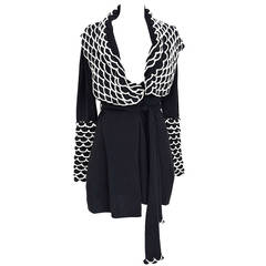 Temperley Sweater Cardigan Imperial Silk Cashmere  S nwt