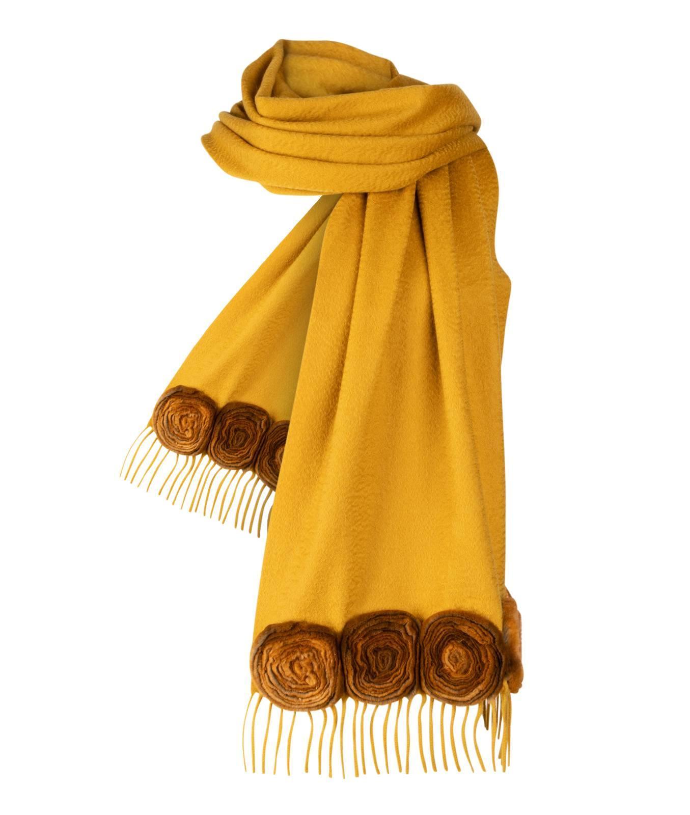 H3-01 Fuchsia Feather Plume Lady Women Shawl Wrap Chiffon Scarf