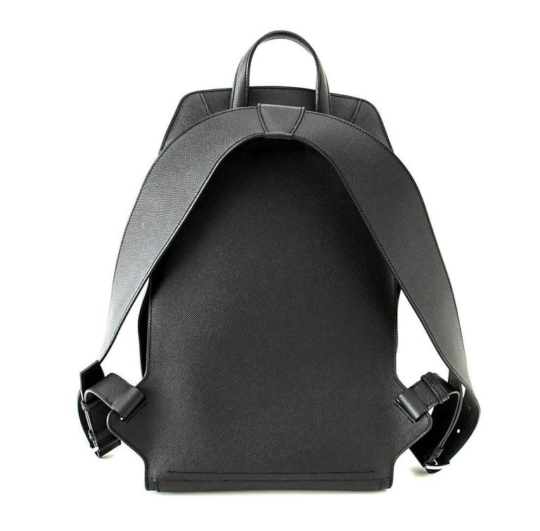 Hermes Cityback Limited Edition Gentleman's Backpack Epsom Souple Supple  In New Never_worn Condition For Sale In Miami, FL