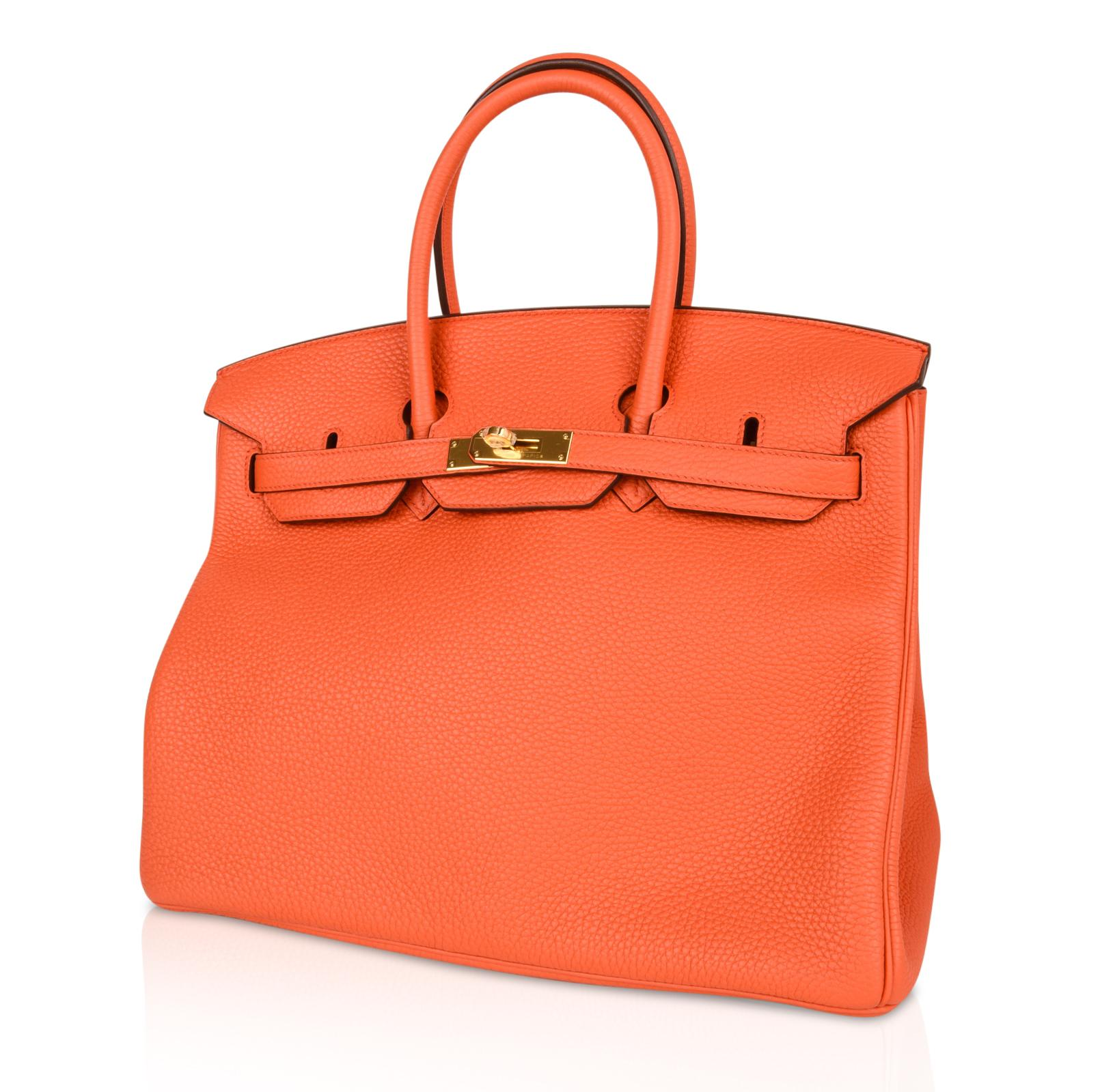 40cffded67936 get new pretty c93 orange box calf leather hermes kelly bag sellier gold  hardware 8b98a ca436  cheapest hermes birkin 35 bag orange poppy togo gold  hardware ...