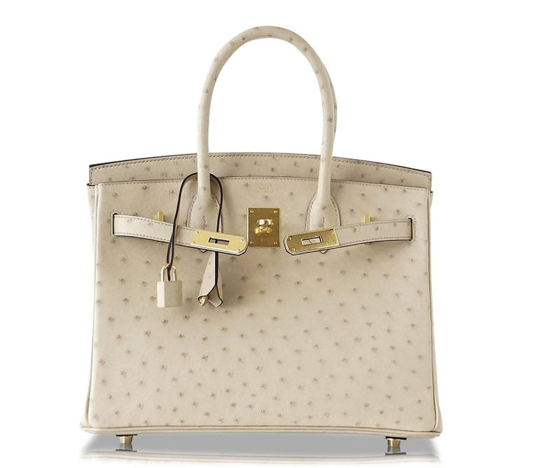 Women s Hermes Birkin 30 Bag Parchemin Gold Hardware Perfect Year Round  Neutral For Sale f396e9bf5f875