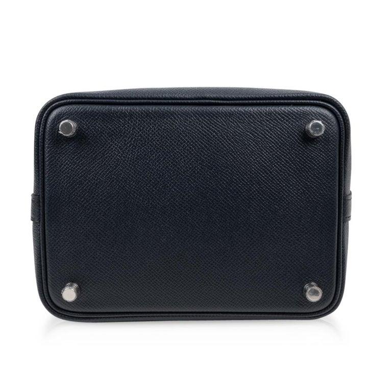 Hermes Picotin Lock 18 Tressage De Cuir PM Limited Edition For Sale 3