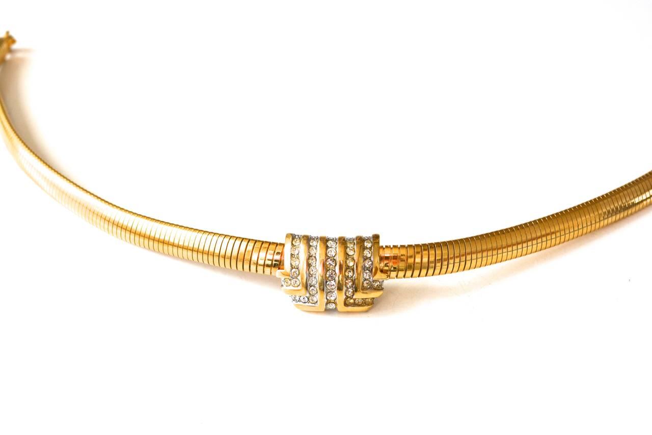 70s Lanvin Collar 2