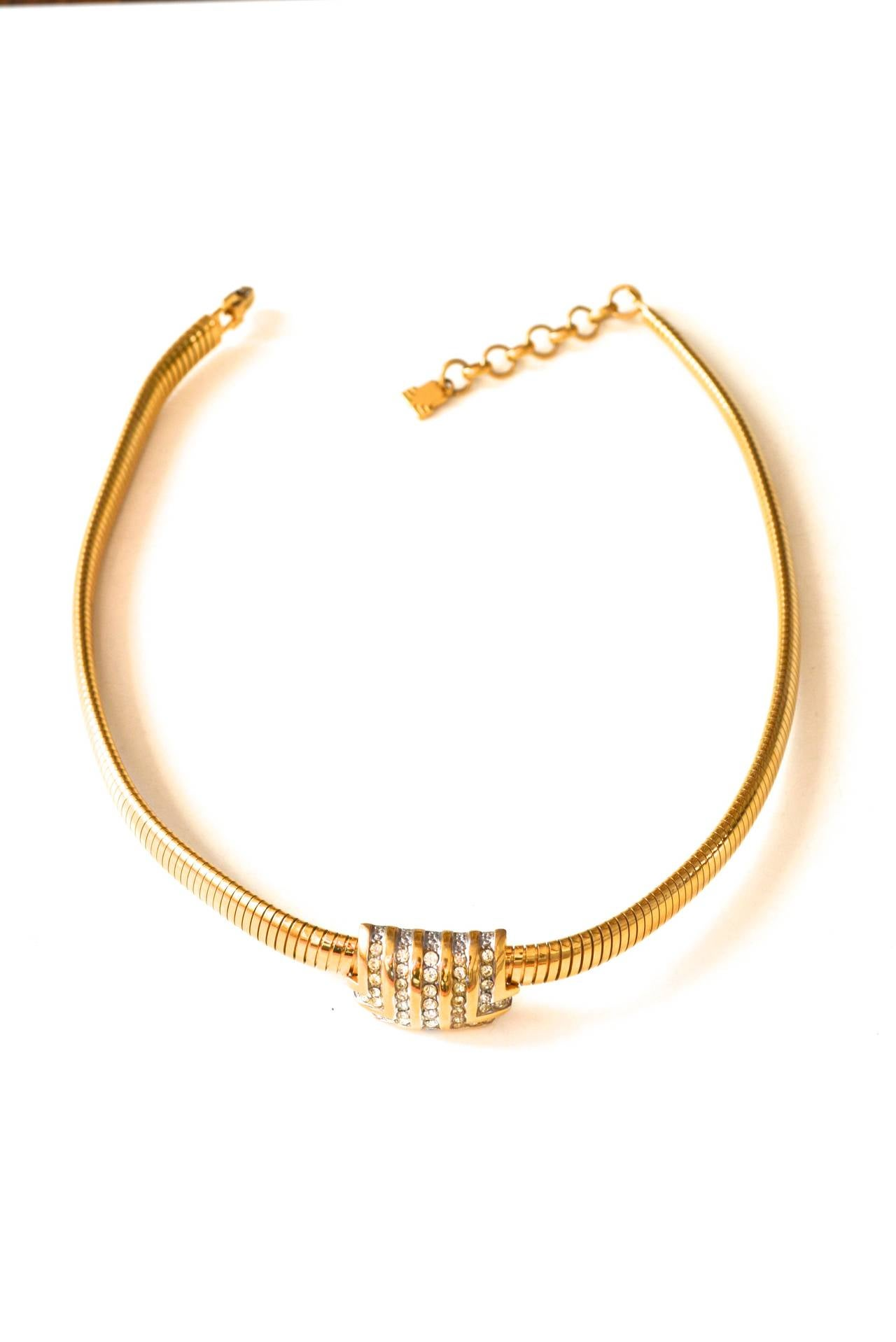 70s Lanvin Collar 4