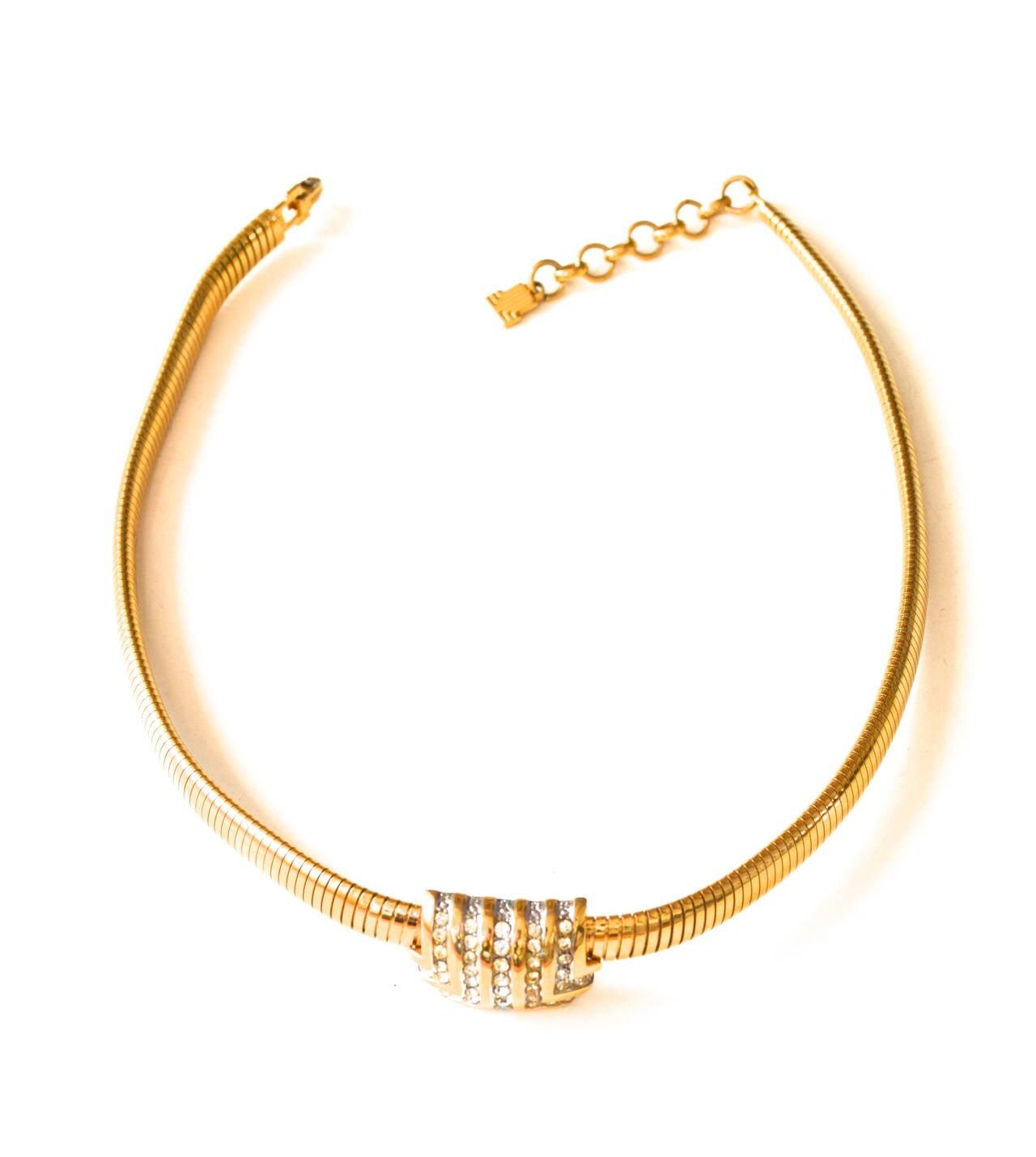 70s Lanvin Collar 5