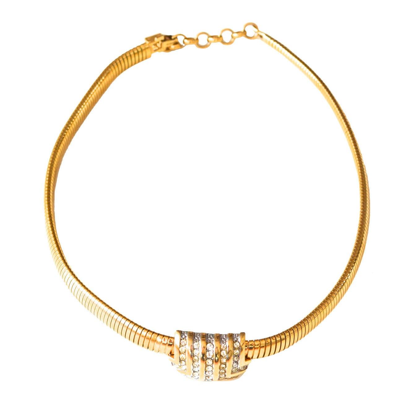 70s Lanvin Collar 1
