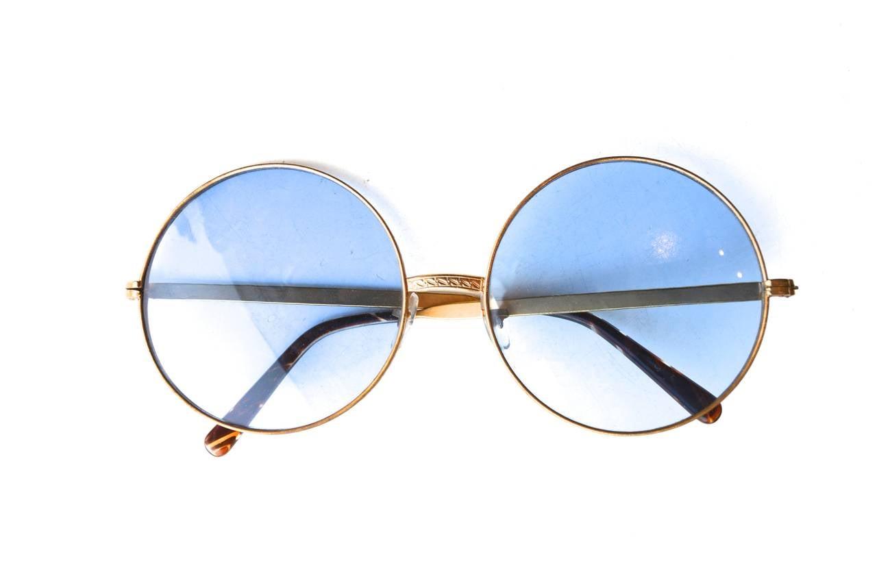 Sunglasses Circa 1960s Hippie Style 4
