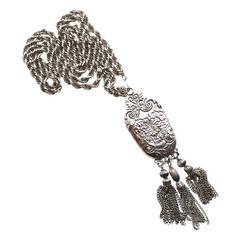 Pauline Rader Victorian Revival Belt / Necklace