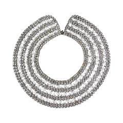 1950s Rhinestone Collar