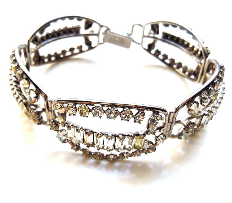Old Hollywood Glamour Bracelet 3