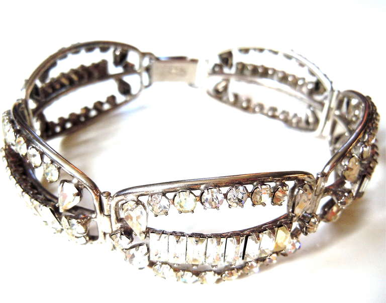 Old Hollywood Glamour Bracelet 6