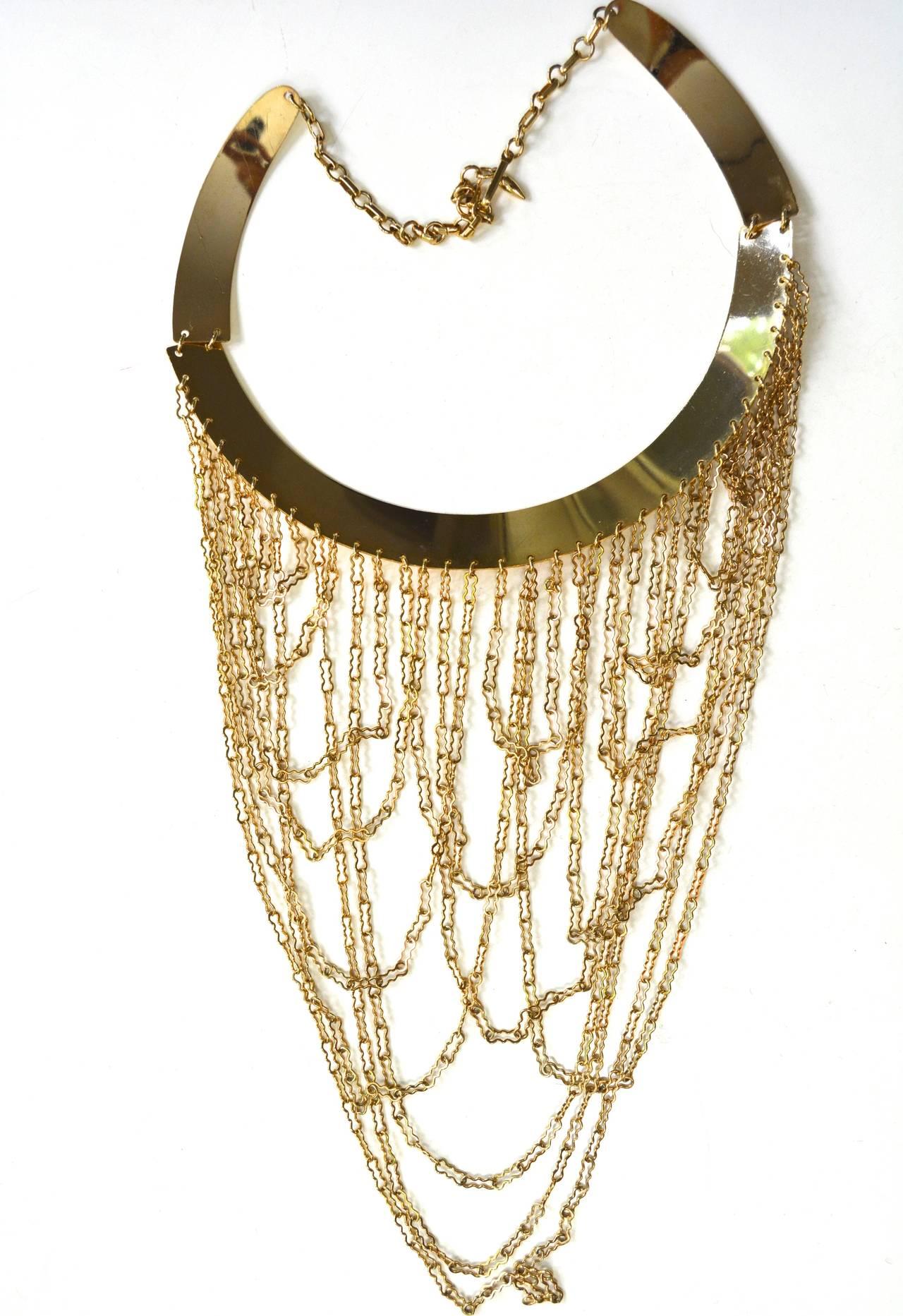 Vendome Cascades Necklace/ Documented 5