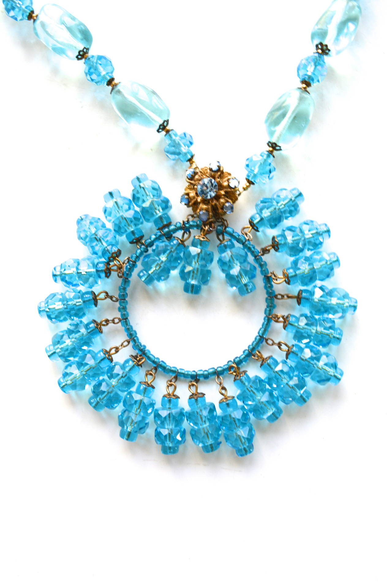 haskel jewelry miriam haskell maharaja necklace for sale at 1stdibs 1794
