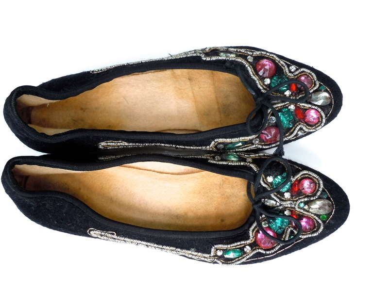 Maginel Wright Barney Couture Shoes (Sister of Frank Lloyd Wright) 3