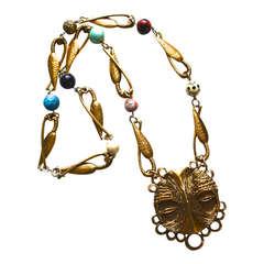 Castlecliff Safari Necklace