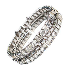 Trifari Old Hollywood Bracelet