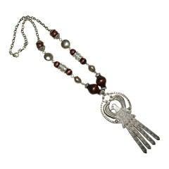 Accessocraft Sacred Bird Necklace