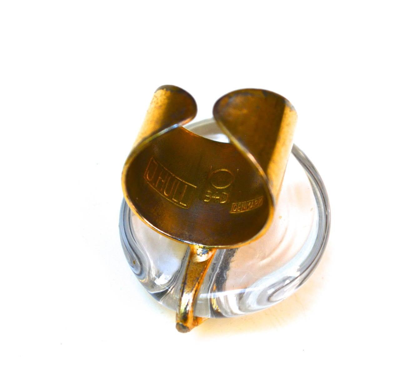 Jacob Hull B&D Denmark Mod Glass Cuff  9