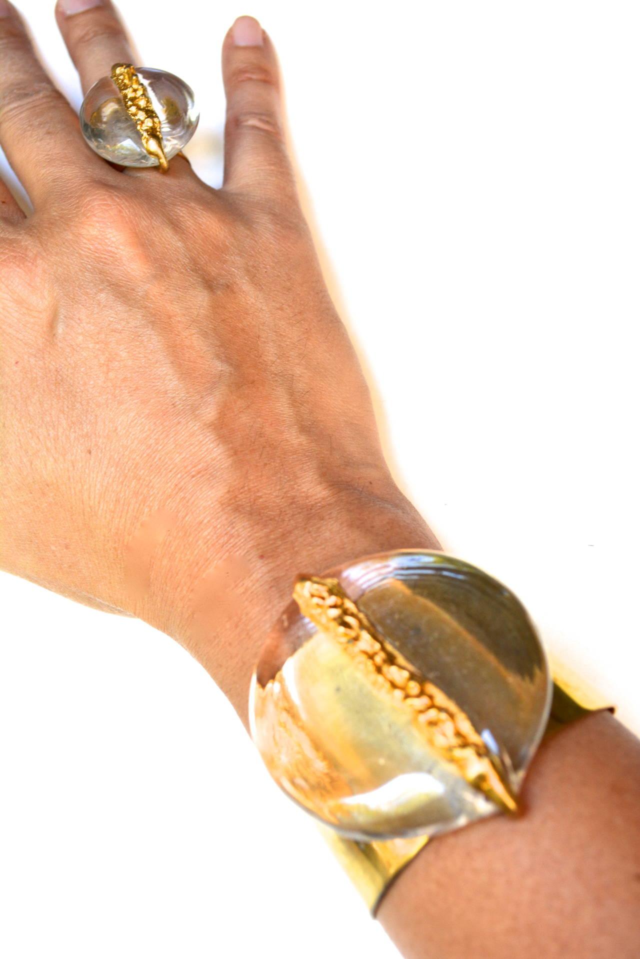 Jacob Hull B&D Denmark Mod Glass Cuff  10