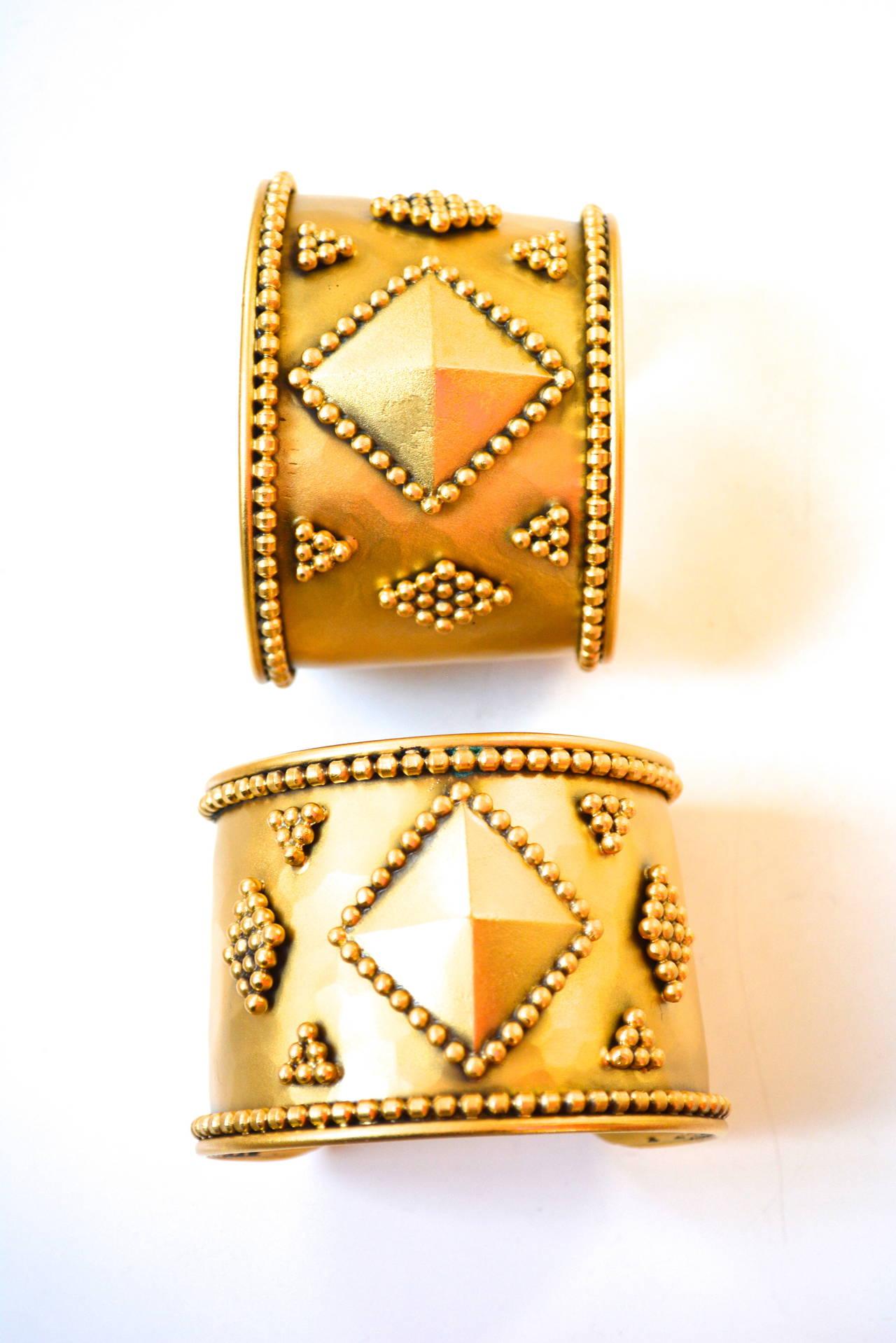 Women's Yves Saint Laurent Armor Bracelets For Sale