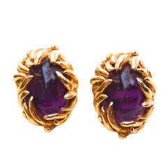 Alexis Kirk Grape Earrings