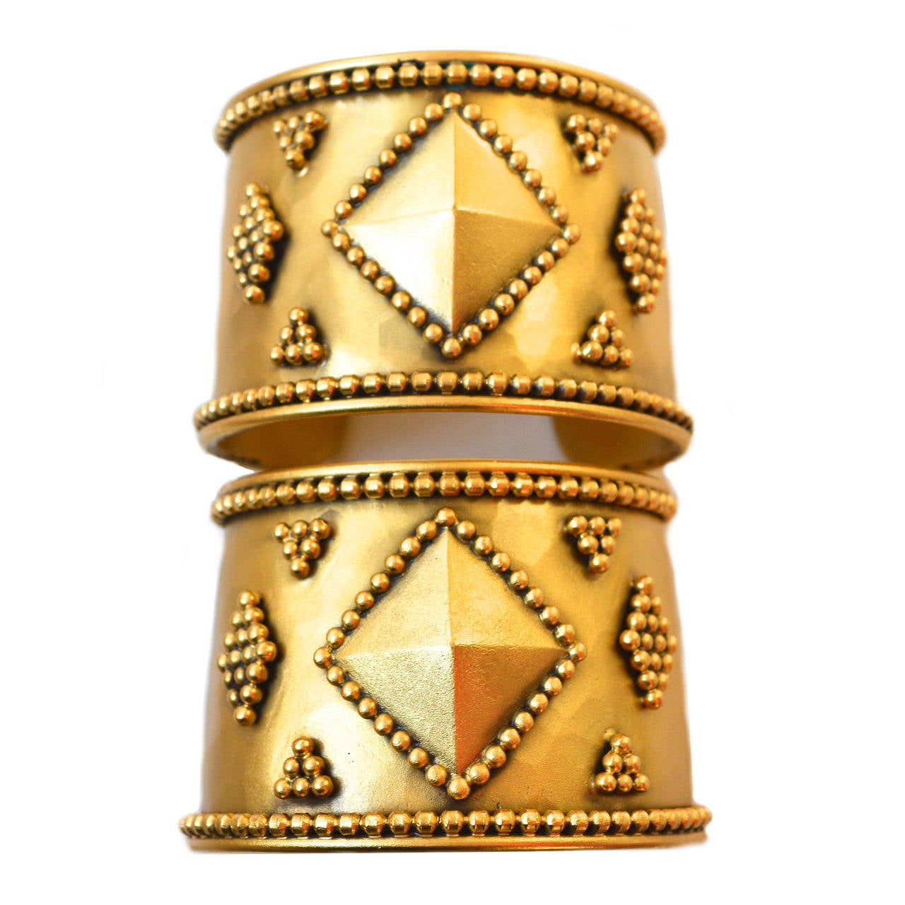 Yves Saint Laurent Armor Bracelets For Sale