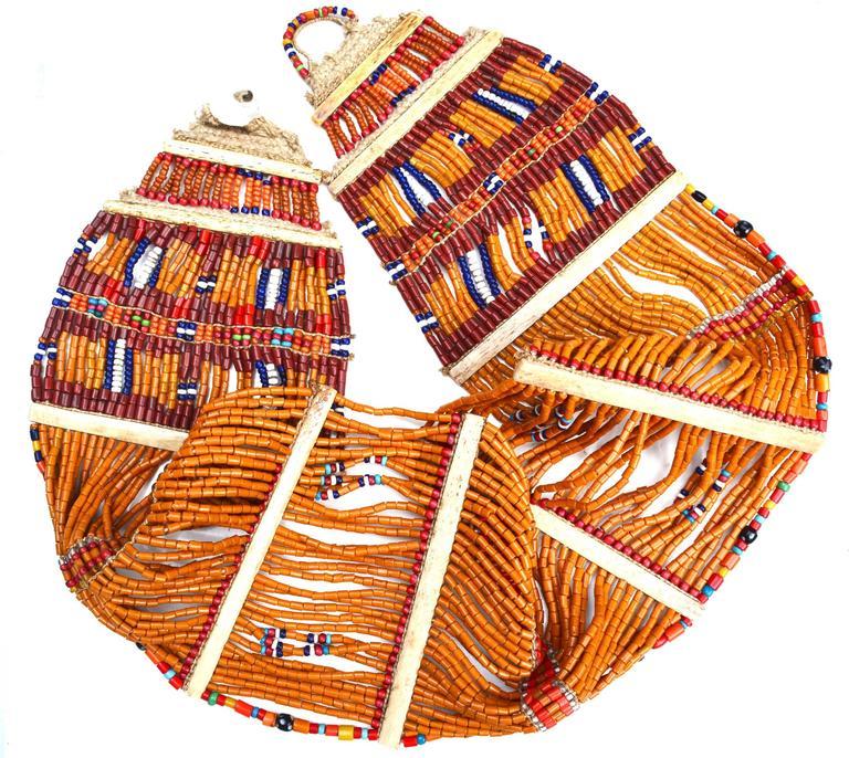 Konyak Naga Ceremonial Belt 3