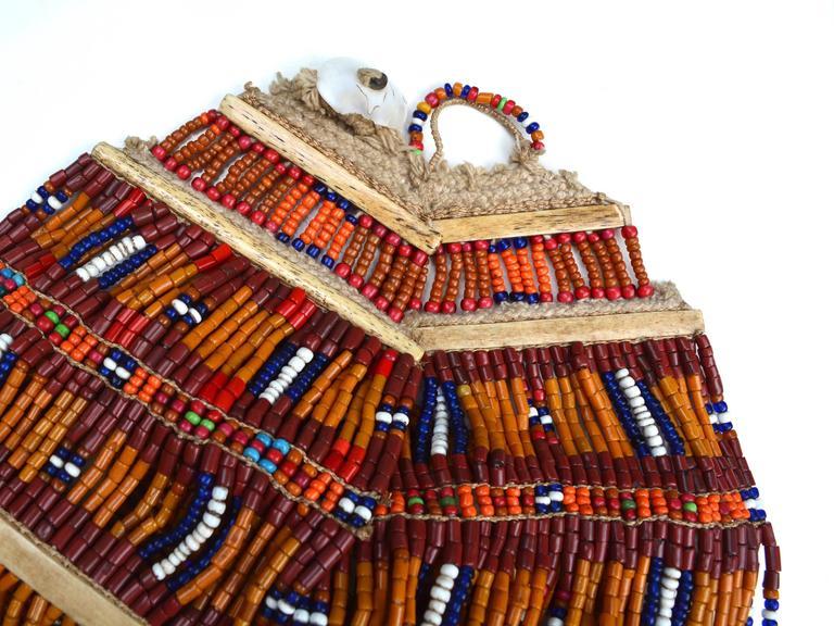 Konyak Naga Ceremonial Belt 4