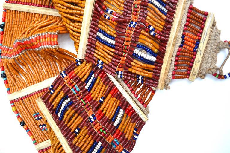 Konyak Naga Ceremonial Belt 5