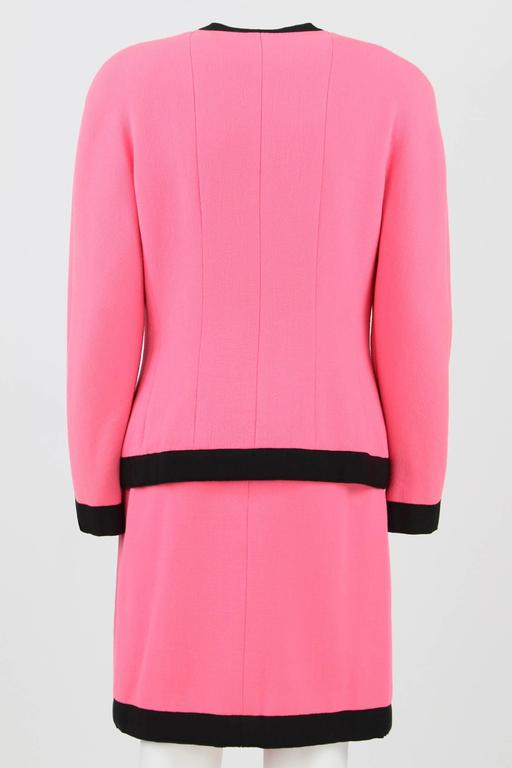 1990S Pink Chanel Suit 2