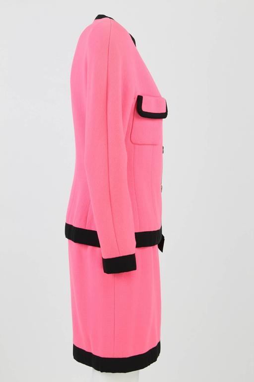 1990S Pink Chanel Suit 3