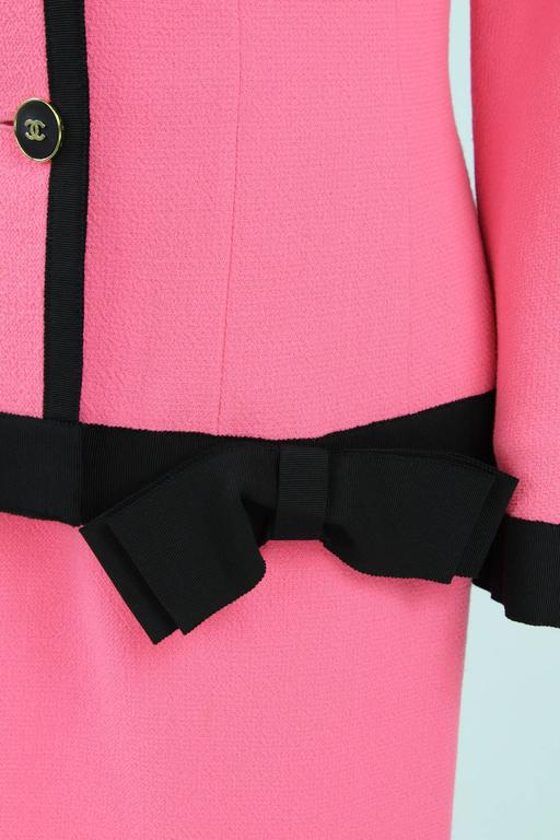 1990S Pink Chanel Suit 4