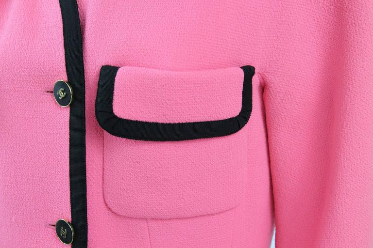 1990S Pink Chanel Suit 9