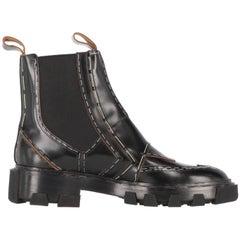 Balenciaga Vintage Chelsea Boots, 2000s
