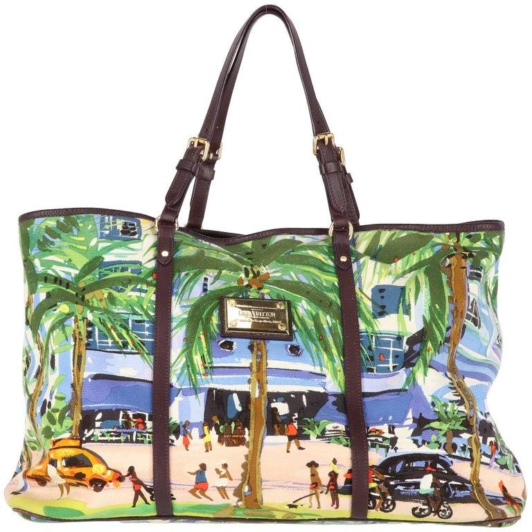 2000s Louis Vuitton Vintage Travel Bag