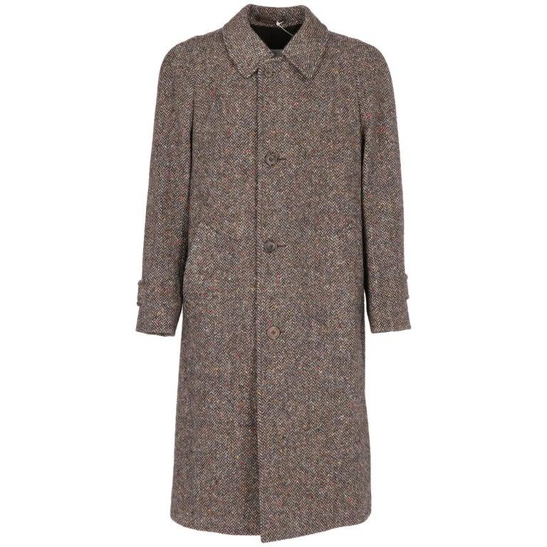 Aquascutum Vintage Wool Coat, 1990s