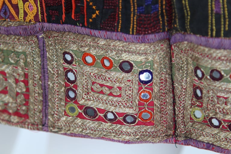 1980s Handmade Rajasthan Gilet In Fair Condition For Sale In Lugo (RA), IT