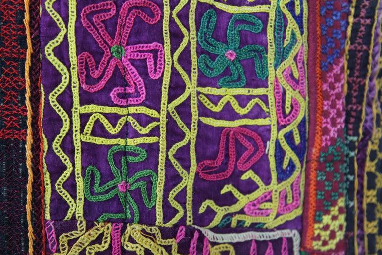 Women's 1980s Handmade Rajasthan Gilet For Sale