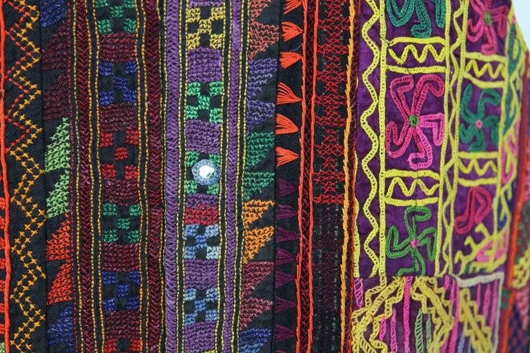 1980s Handmade Rajasthan Gilet For Sale 1