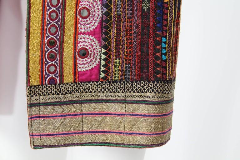 1980s Handmade Rajasthan Gilet For Sale 2