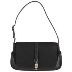 2000s Gucci black bag