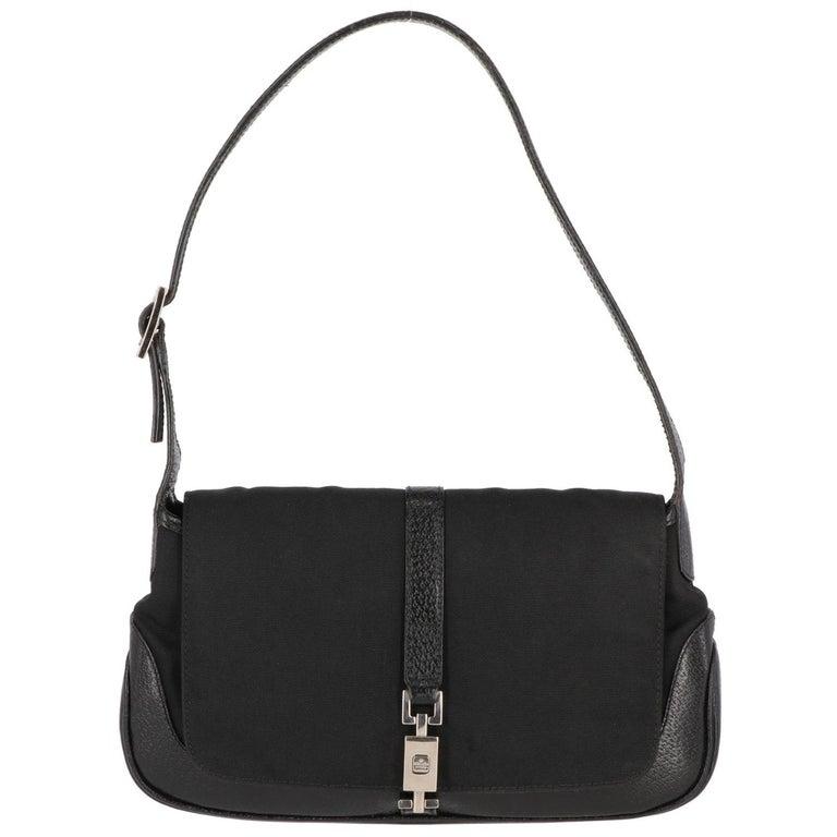 2a13250d5d2 2000s Gucci black bag For Sale at 1stdibs