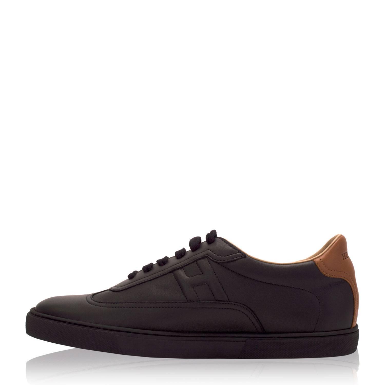 hermes sport leather 42 size noir camel color 2016 at