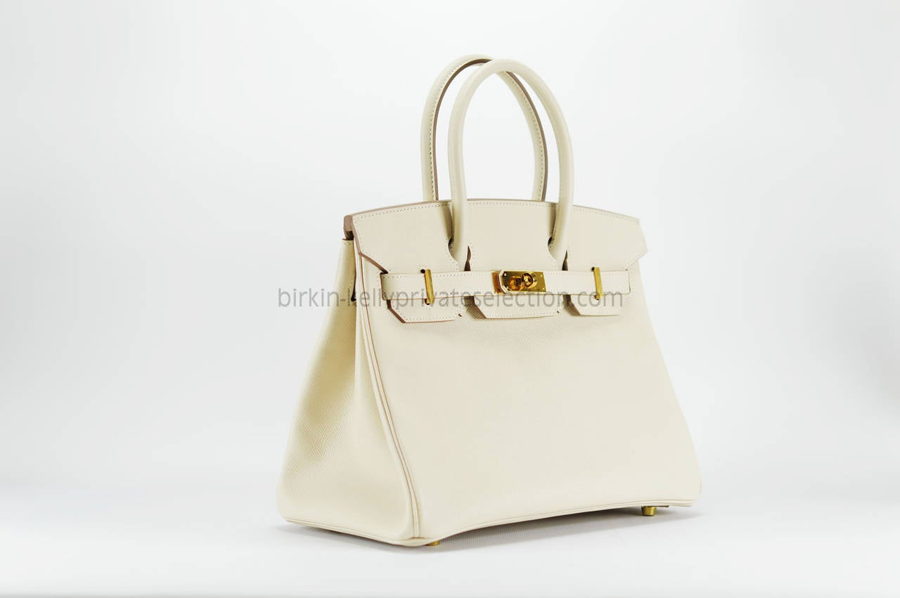 hermes purses prices - Hermes Birkin 30 Rouge H Epsom Leather Gold Hardware