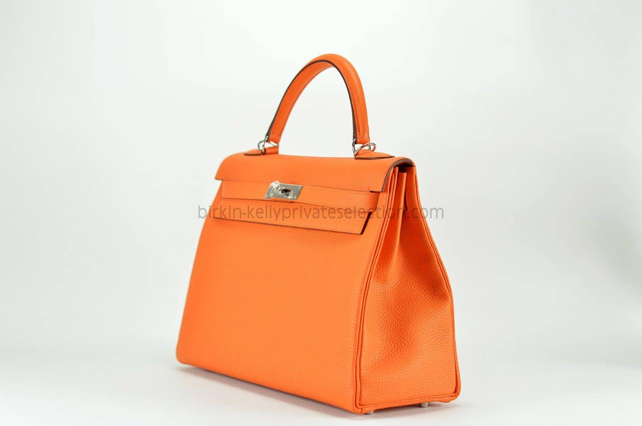hermes kelly 32 orange outlet bags usa fake. Black Bedroom Furniture Sets. Home Design Ideas