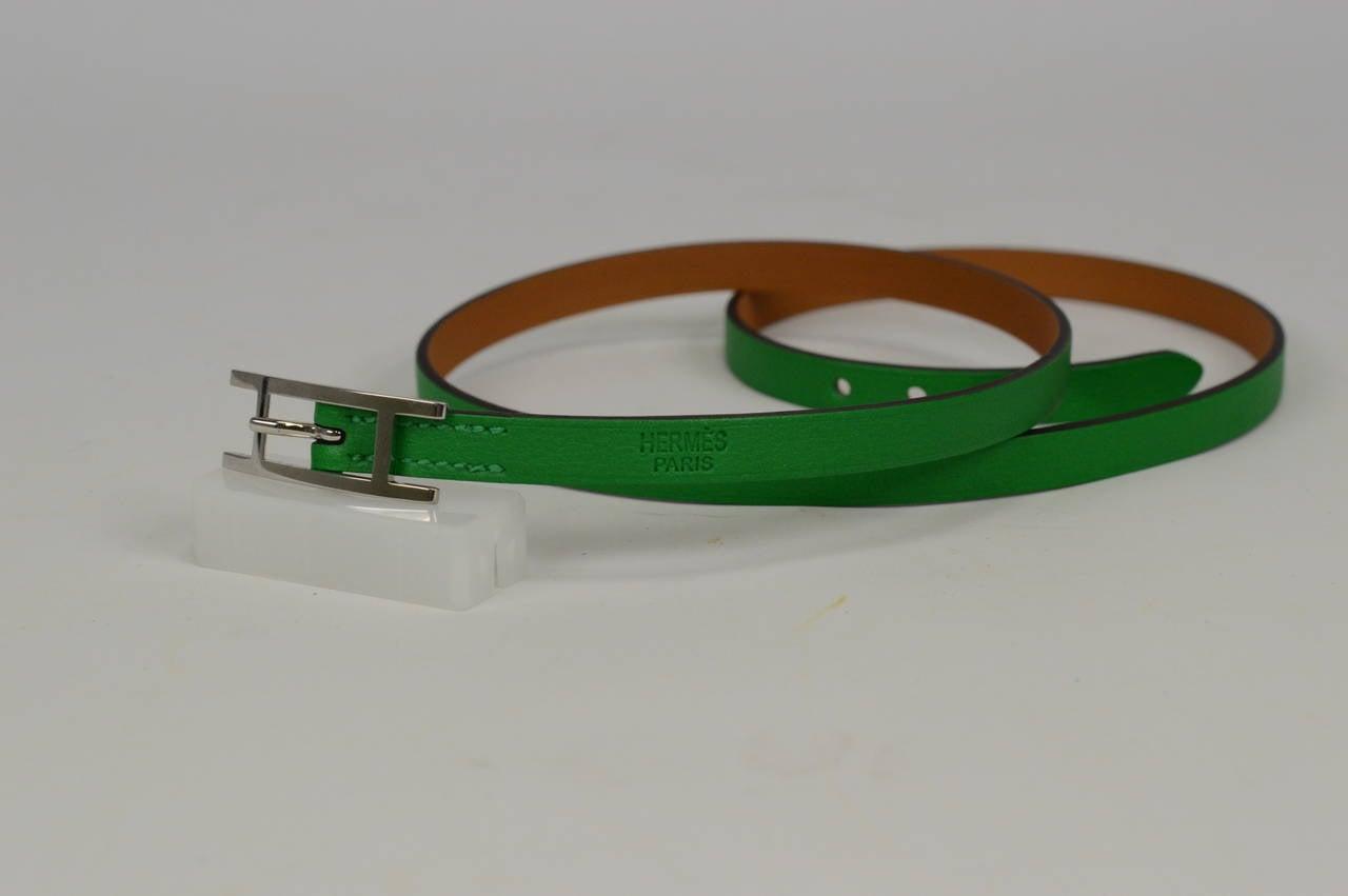 2014 hermes bracelet hapi bambou - Bambou Color