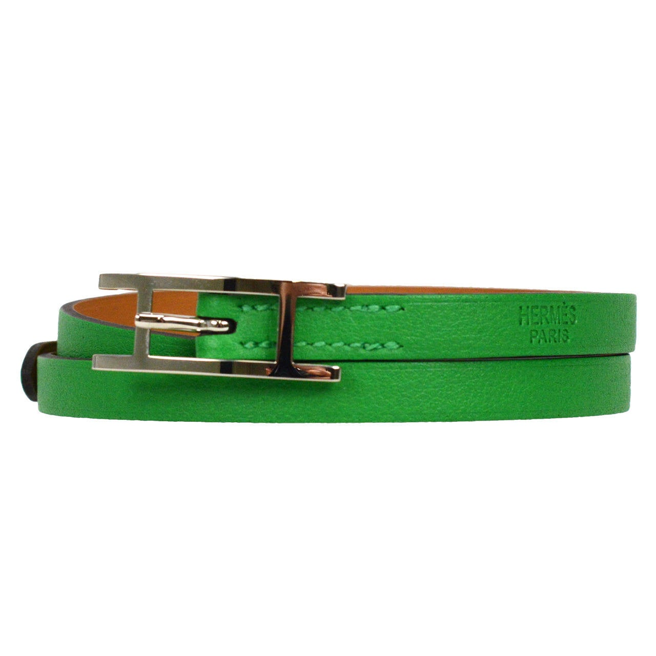 2014 hermes bracelet hapi bambou color 1 - Bambou Color