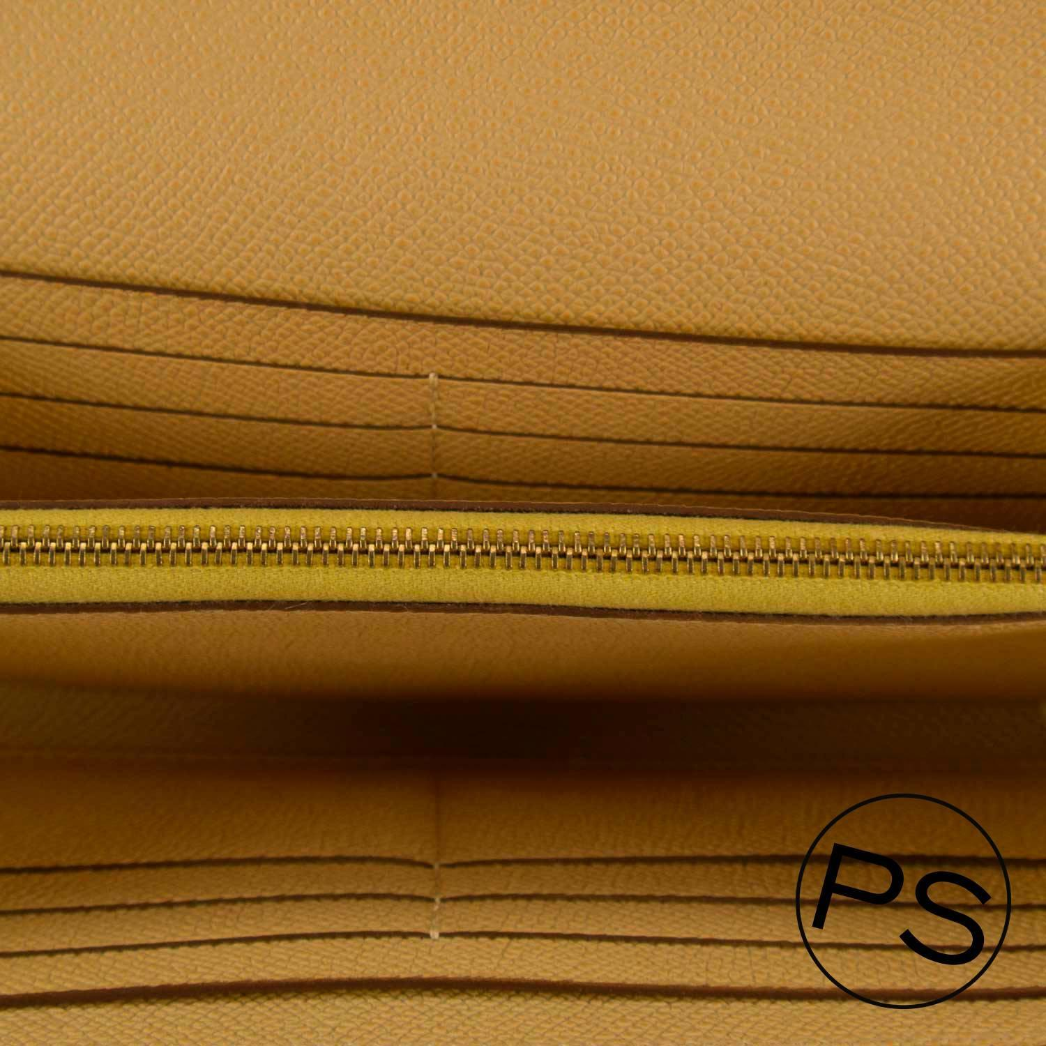 hermes kelly wallet yellow - photo #30